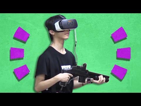 Overwatch VR