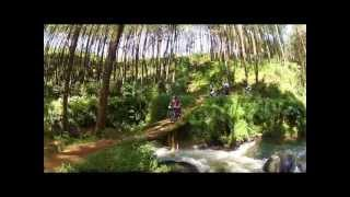 MTB All Mountain Malabar - Ciwidey Trilogy: