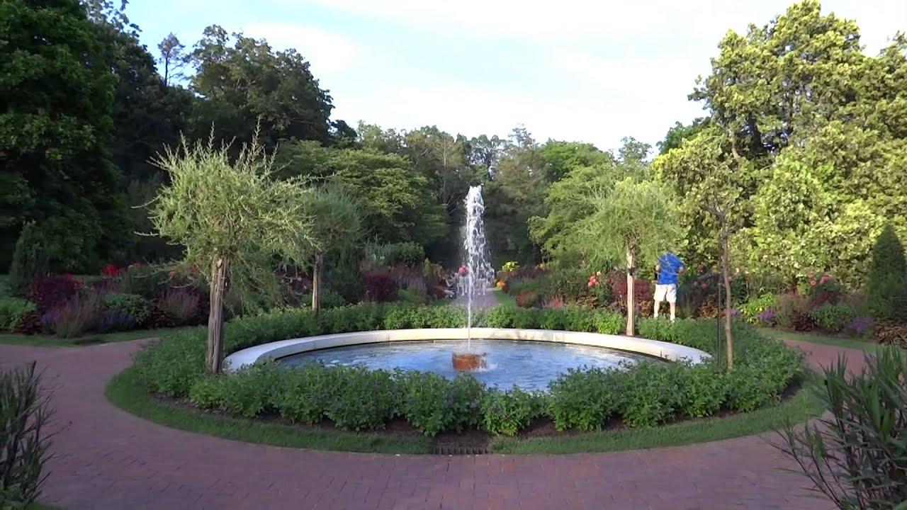Genial Kennett Square, Pennsylvania   Longwood Gardens   Flower Garden Walk HD  (2015)