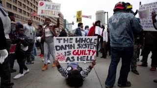 Justice Department Report On Baltimore Police EXPLAINED