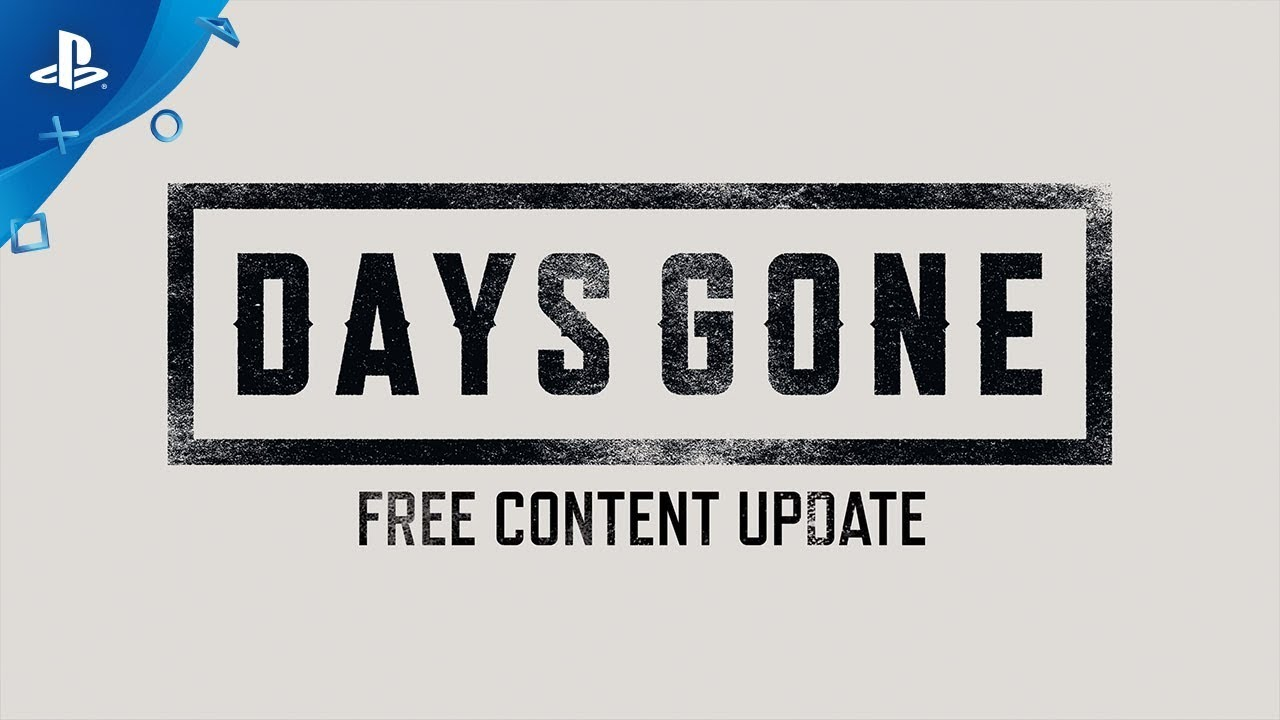 Days Gone - Free Challenge Content Update | PS4