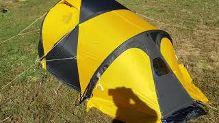 North Face Mountain 25 tent