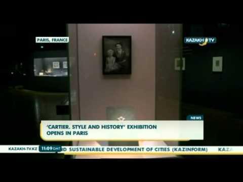 Выставка ювелирных украшений Cartier. История и стиль