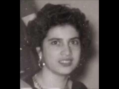 Angelina Scalia Tavormina Photo from January 1958