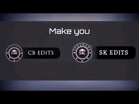 Make your own cb editing logo sk Ind  Editing Zone