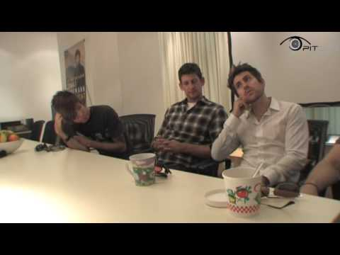 "AFI  - Interview at Universal Music - New Album ""Crash Love"" | PitCam"