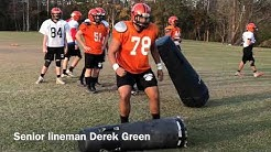 JDN Sports: Southwest's Derek Green still putting in work