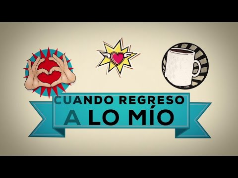 Fonseca - Cuando llego a casa (Video Lyric)