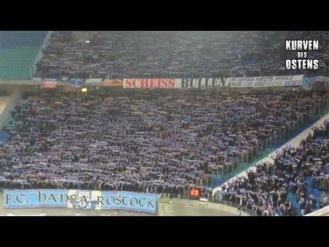Red Bull Leipzig 1:2 FC Hansa Rostock 23.11.2013 | Support