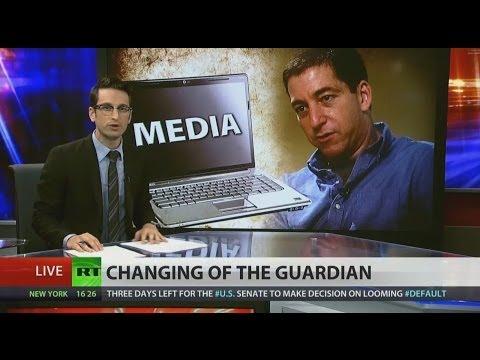 Reporter who broke NSA leaks is leaving The Guardian