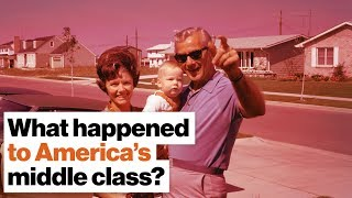 The death of America's middle class: Sky-high rent, second jobs, and 1% TV | Alissa Quart