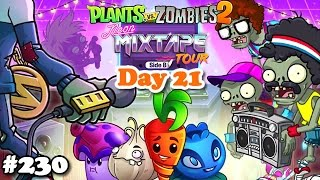 Plants vs. Zombies 2 - Neon Mixtape Tour Day 21 - Turnê Idade da Juba