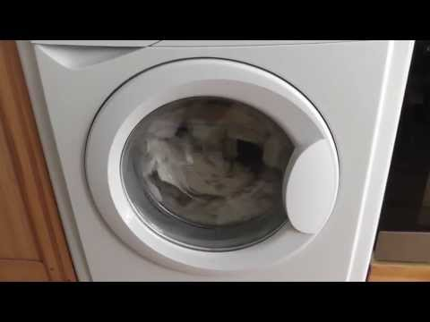 Indesit Washing Machine bearings problem