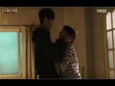 Seohyun & Ji Hyun Woo heartfluttering gaze making scene