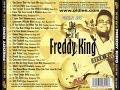 Capture de la vidéo Freddy Freddie King   Very Best Of Freddy King Vol 1 Full Album