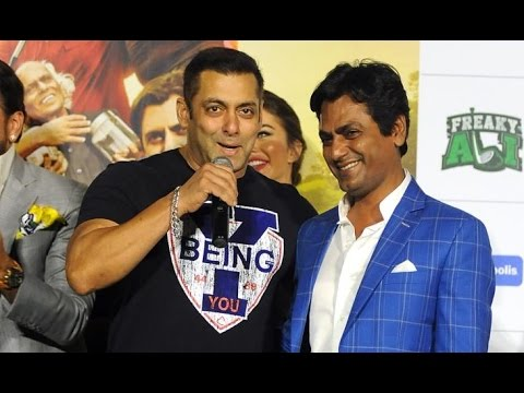 Salman Khan Says Nawazuddin Siddiqui is a One Take Actor! Mp3