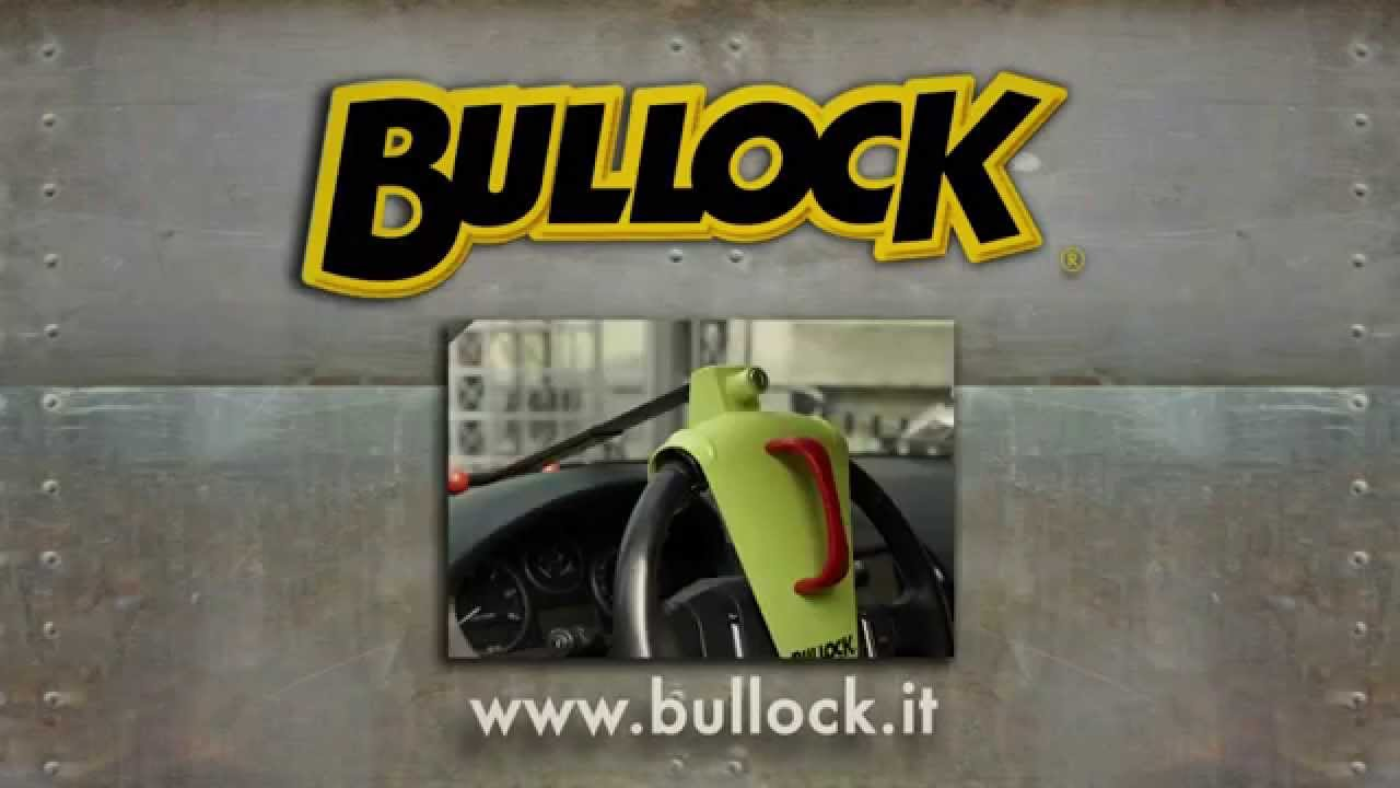 Bullock l 39 antifurto con le palle youtube for Antifurto con le palle