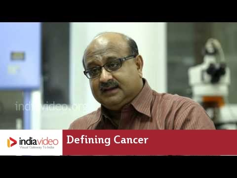 Defining Cancer