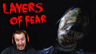 VOLUME WARNING! - Layers of Fear | Part 3 [Indie Horror Game Playthrough]