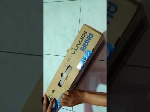 Unboxing LED AKARI KIRANA LE 20K88ID