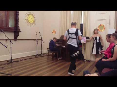 Gewitter, Friedrich Burgmüller, performed by Artemii Safonov