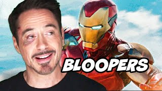 Avengers Endgame Bloopers and Deleted Scenes Breakdown