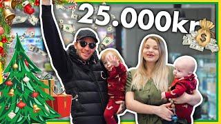 JULHANDLAR FÖR 25,000 KR!