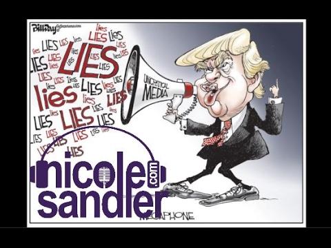 2-9-17 Nicole Sandler Show - Lie Lie Land