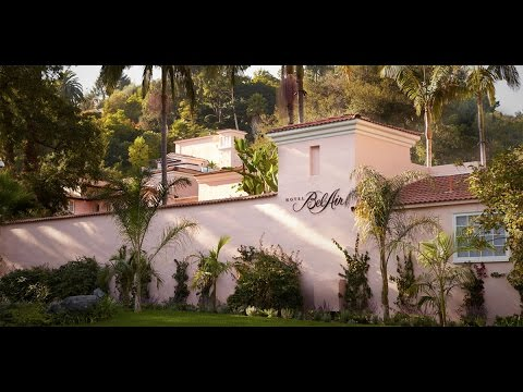 Hotel Bel- Air, Los Angeles California Luxury Hotel Review
