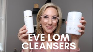 EVE LOM CLEANSERS | NEW CLEANSING OIL CAPSULES | GEL BALM CLEANSER | ORIGINAL BALM!