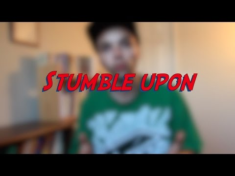 Stumble upon - W23D4 - Daily Phrasal Verbs - Learn English online free video lessons