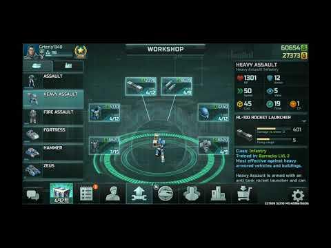 Art of war 3 Confederation units