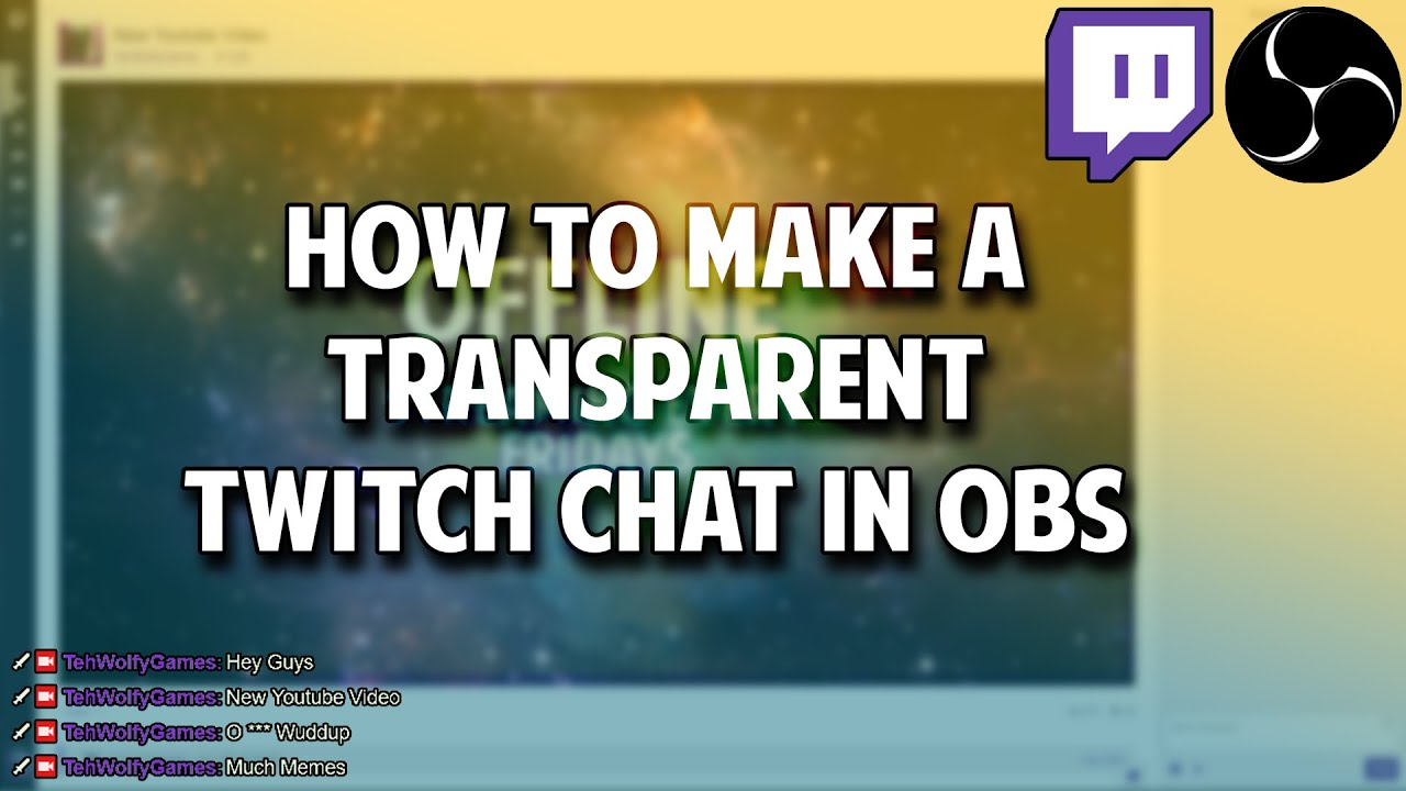 how to show chat on twitch