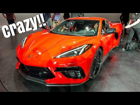 BUYING THE NEW 2020 C8 CORVETTE!?