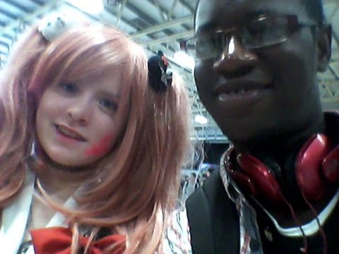 MCM Comic Con Ireland 2015-My first Convention!