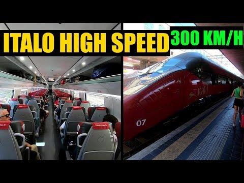 Treno Italo 8918 Roma Termini - Venezia S.l | Tutto Treno | Trenitalia Freccia Rossa