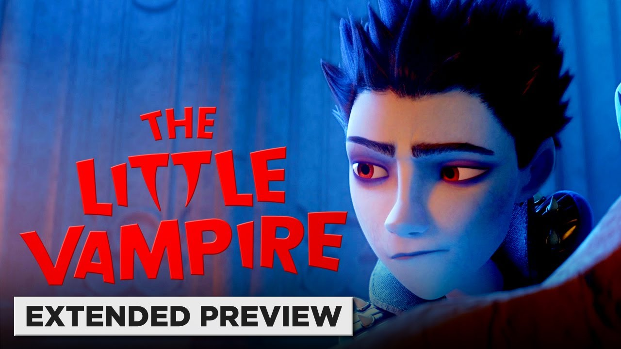 Download The Little Vampire   Becoming a Real Vampire
