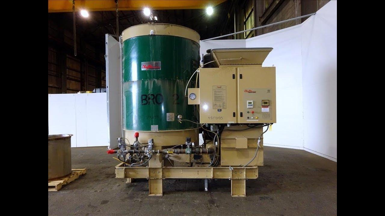 Used-Clayton Industries Steam Generator Skid - stock # 45173035 ...