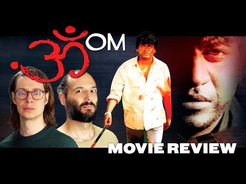 Om (1995) – Movie Review | Upendra | Crazy Kannada Crime Romance
