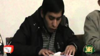"""Gambar cover """"Esta mañana"""" - Poema de Gabriel Tiempo - Fuego Fatuo TV"""