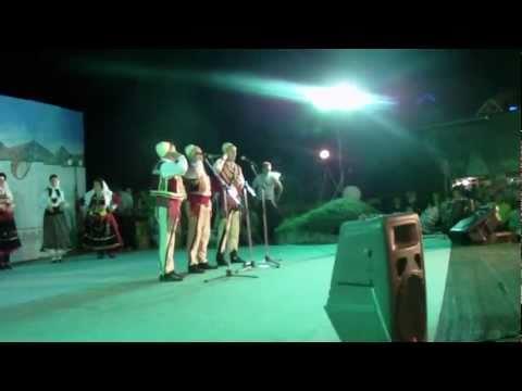 """Sh.K.A """"Ded Gjo Luli në Festivalin """"Këngë jeho"""" në Strugë - Maqedoni part1"""