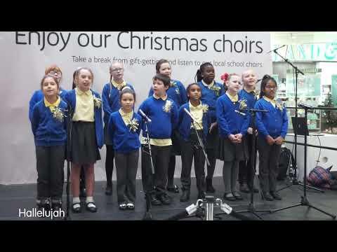 Choir Christmas Performance 2018