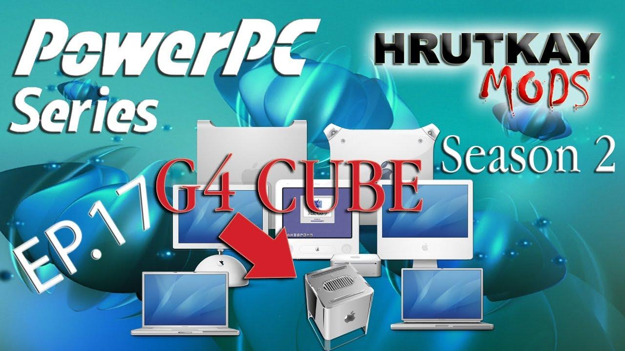 My Custom Power Mac G4 Cube Dual 450MHz – PowerPC Series S 2 EP 17