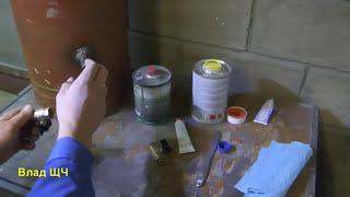 Как уплотнить резьбовые соединения труб - How to seal threaded pipe fittings(Всем привет! В сегодняшнем видео я расскажу и покажу, Вам, как уплотнить резьбовые соединения труб. Точнее..., 2015-11-08T10:47:51.000Z)