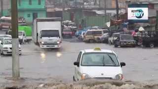 Depresión tropical 2E enciende luces de alerta en Guatemala