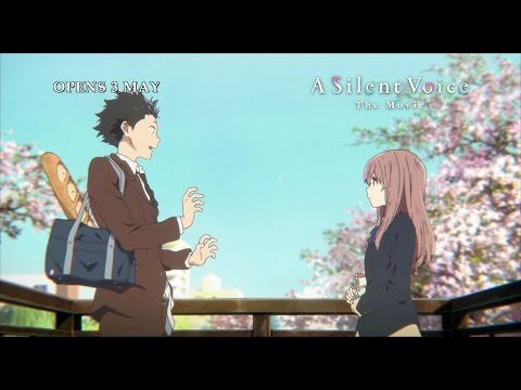 A SILENT VOICE - Main Trailer - Opens 3 May in Indonesia