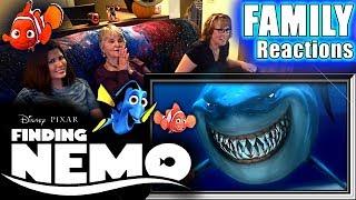 FINDING NEMO   FAMILY Reactions   Fair Use