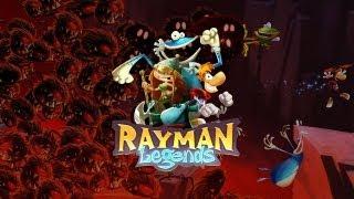 Rayman Legends [Win/PS3/360/WiiU/Vita] - recenzja