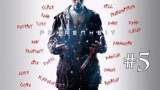 Fahrenheit Remastered HD - Agatha #5 FR