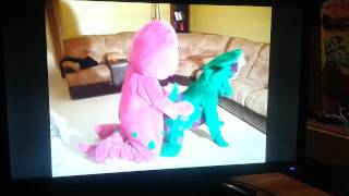 barney sex tape with dinosaur